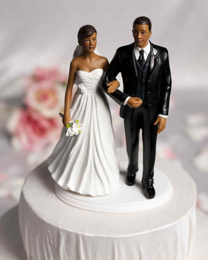 collectibles african american cake toppers