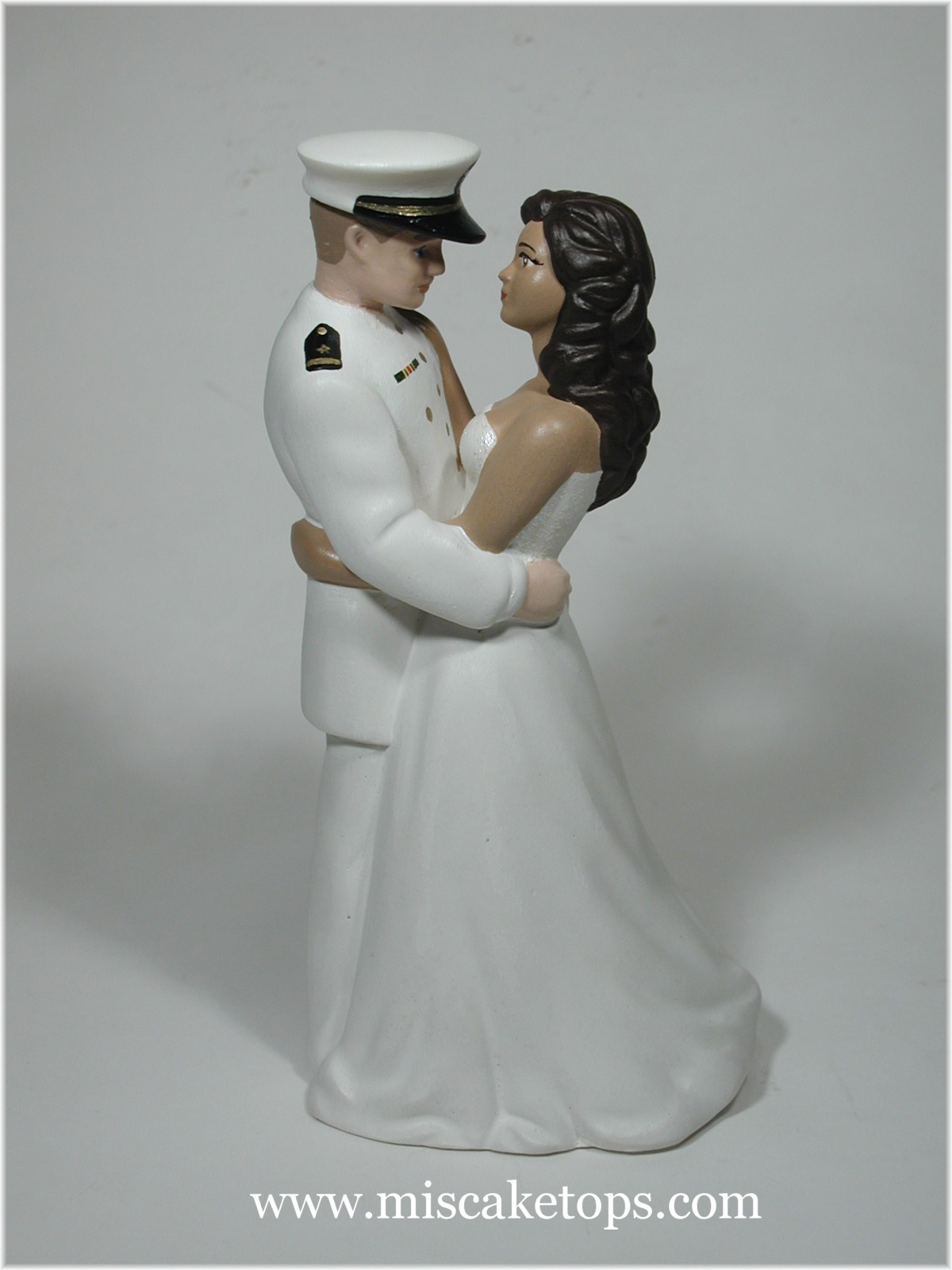 Wedding Cake Toppers Uniform Military Examples Of Personalized Tops