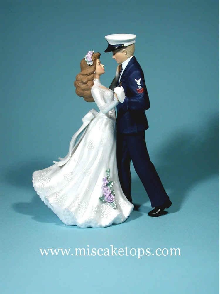 Edereziq Coast Guard Wedding
