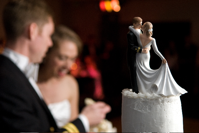 Personalized Customized Brides and Grooms Weddings Cake Toppers by ...