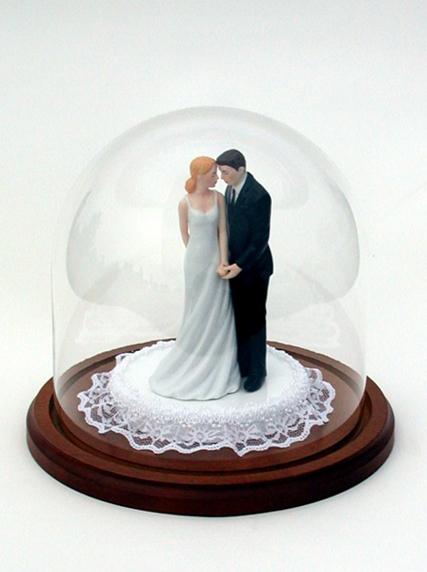 Wedding Cake Domes