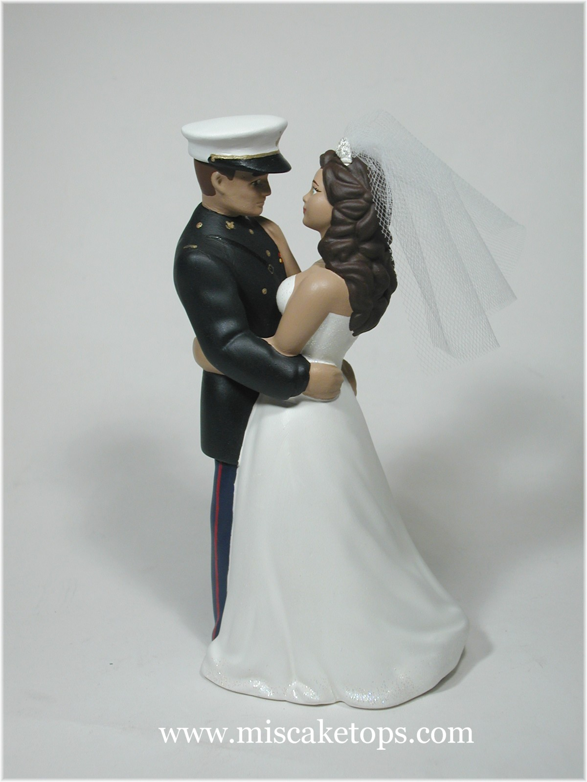 marine officer wedding cake toppers with me examples of uniforms personalized cake tops 17134