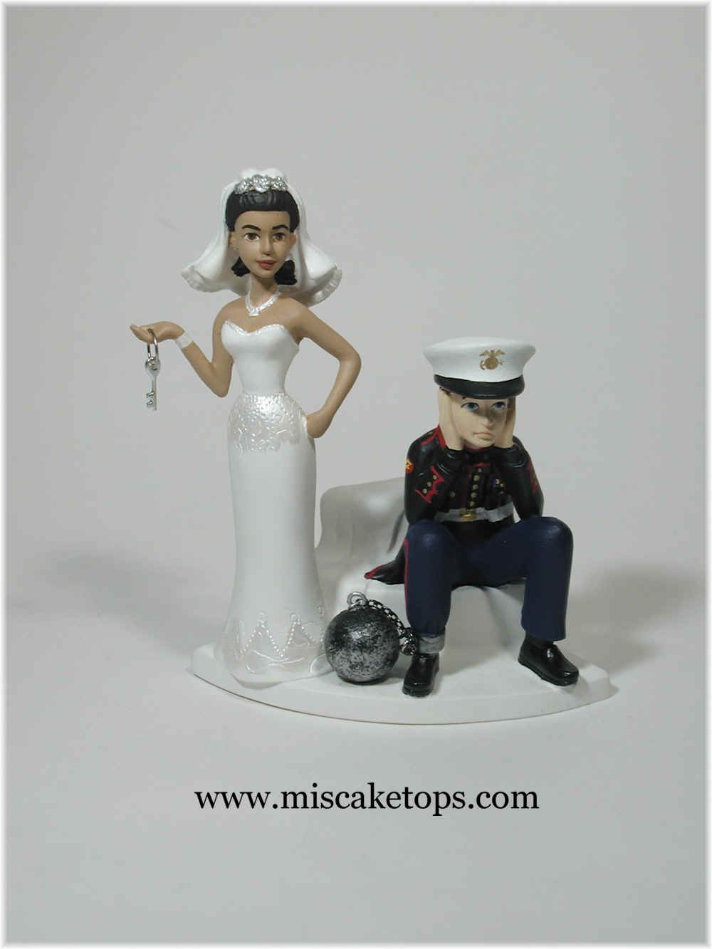 Military Examples Of Personalized Cake Tops